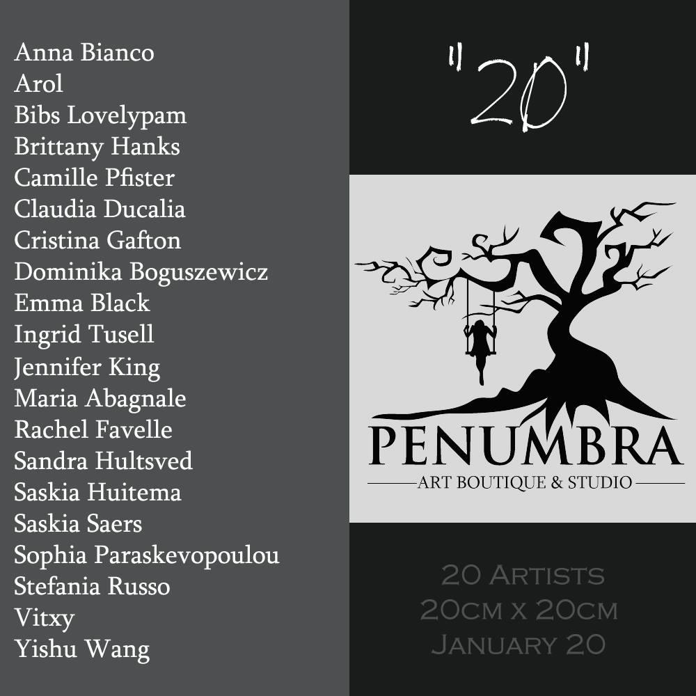 20 Penumbra Gallery