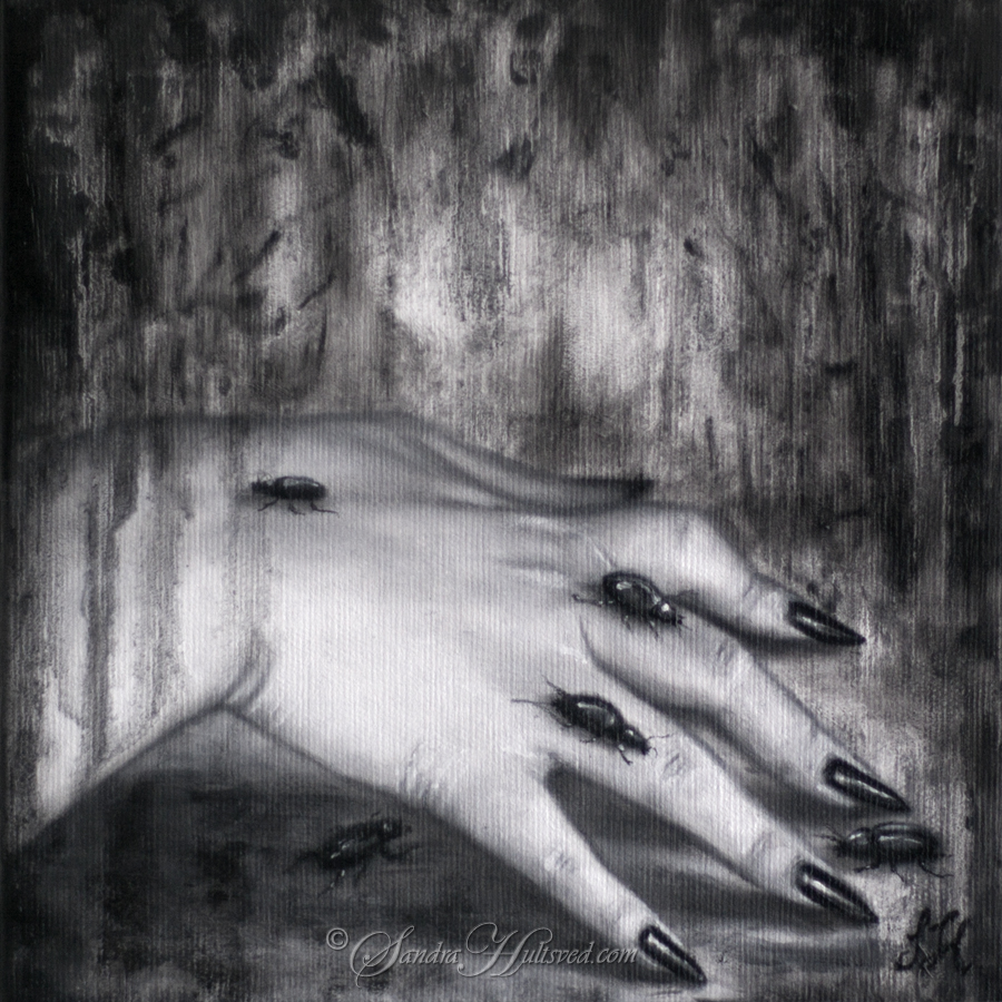 Hex by Sandra Hultsved.